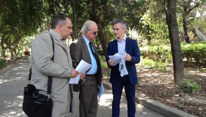Πρώτη στην αξιολόγηση η μελέτη αναβάθμισης Πάρκου Γεωργιάδη στο Ηράκλειο