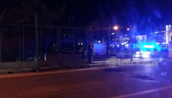 Χανιά:Επιχείρηση αστυνομίας στο λιμάνι-Τους έπιασαν πριν φύγουν με το πλοίο