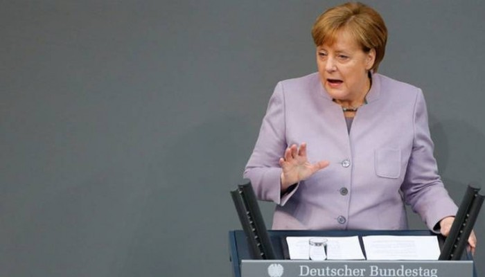Μέρκελ: Η Ευρώπη πρέπει να πάρει τις τύχες της στα χέρια της