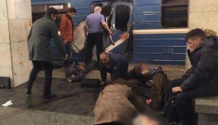 Αγία Πετρούπολη: Έκλεισε σταθμός του Μετρό μετά από τηλεφώνημα για βόμβα