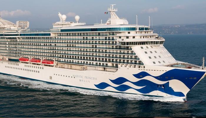 Κρουαζιερόπλοιο με χιλιάδες επισκέπτες την Παρασκευή στα Χανιά