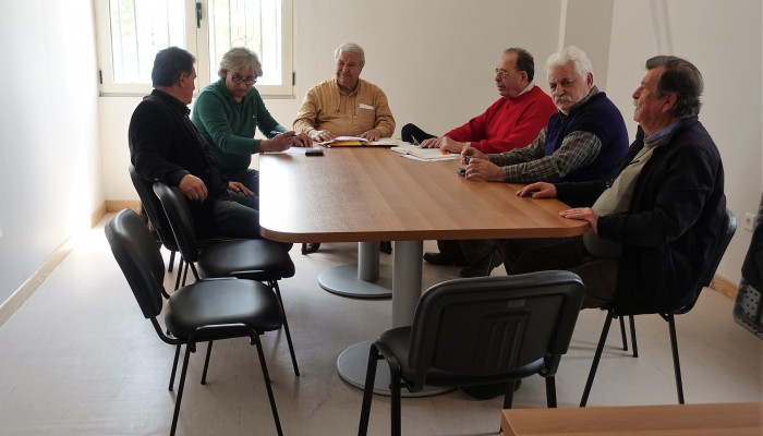 Συνεδρίασε η Διοικούσα Επιτροπή του Μουσείου Ολοκαυτώματος Δήμου Βιάννου