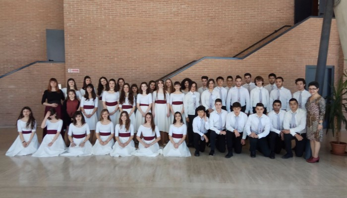 Το Μουσικό Σχολείο Χανίων «ξεσήκωσε» το Διεθνές φεστιβάλ χορωδιών