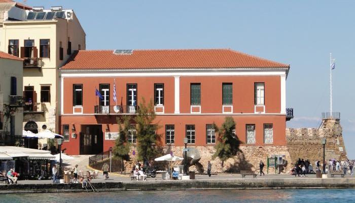 Ξενάγηση στο Ναυτικό Μουσείο Κρήτης