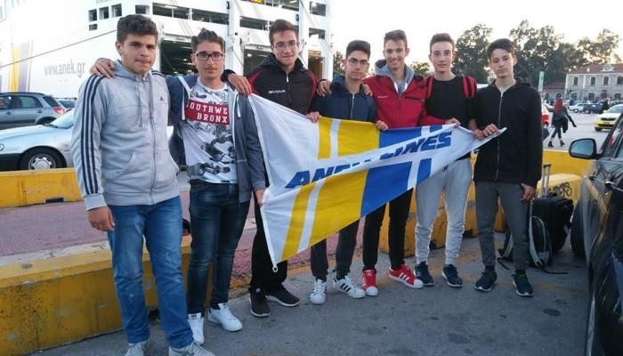 Επιτυχημένη παρουσία για ΝΑΟ Σούδας στο Πανελλήνιο Πρωτάθλημα