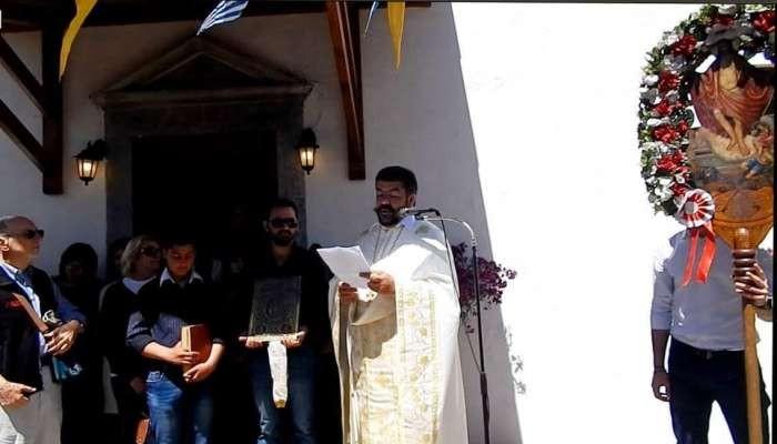 Παπα- Ανδρέας: Με νηφαλιότητα και αλληλεγγύη να κρατήσουμε ενωμένο το χωριό