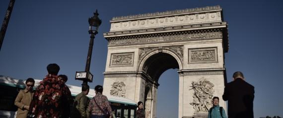 Επίθεση τρομοκρατών στο Παρίσι: Σημεία αναφοράς