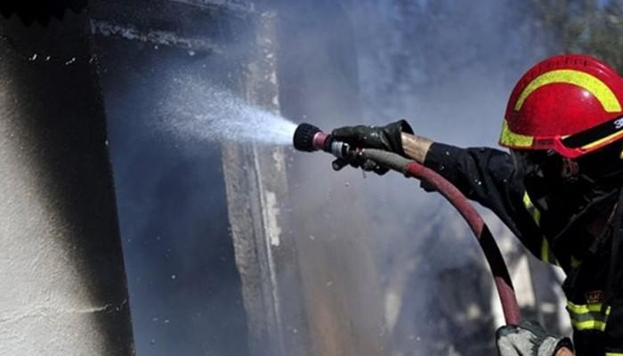 Παρανάλωμα του πυρός σπίτι οικογένειας στο Ηράκλειο