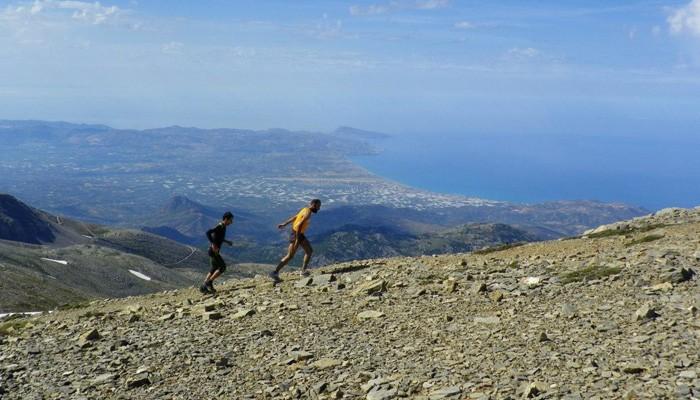 Οι 8οι Διεθνείς Ορεινοί Αγώνες Ψηλορείτη «Psiloritis Race»