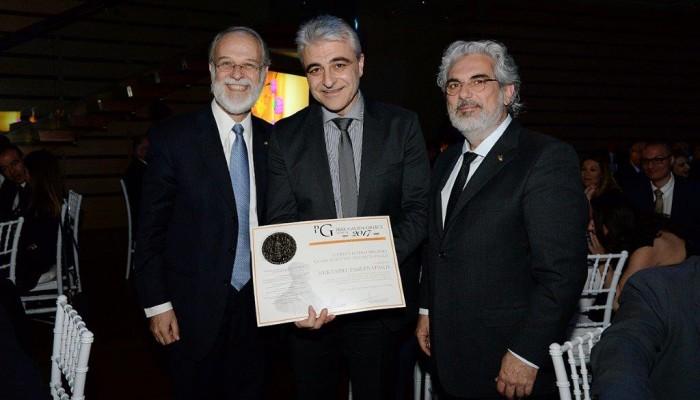 Στον πρόεδρο του ΙΤΕ το Ερευνητικό Βραβείο Galien Scientific Research Award