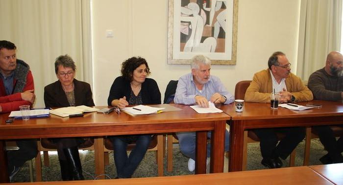 Συνάντηση δημοτικής αρχής Χανίων με τα Συμ. των Δημ/κών &Τοπικών Κοινοτήτων