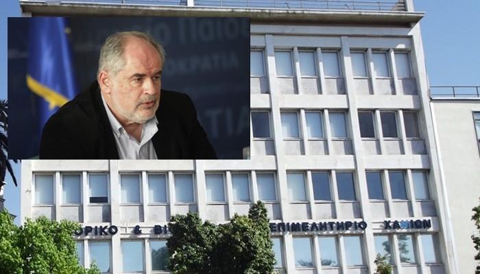 Στα Χανιά ο Αν. Υπουργός Έρευνας Κώστας Φωτάκης