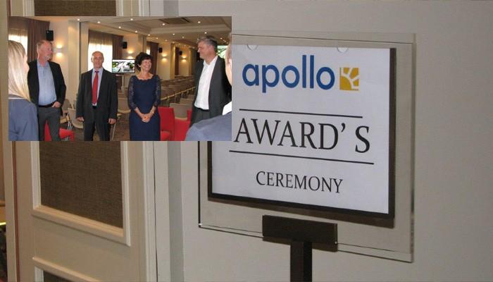 Όλα τα ξενοδοχεία των Χανίων που βραβεύτηκαν απο τον APOLLO (φωτο)