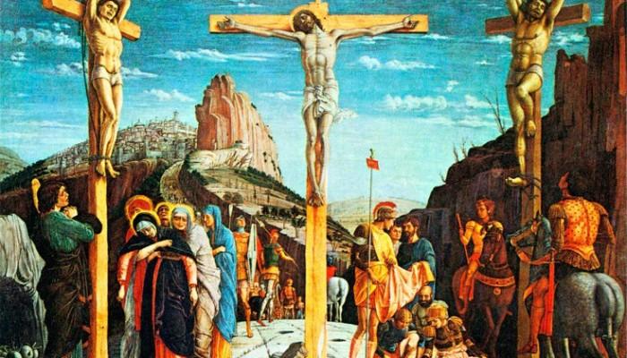 Ο αμετανόητος ληστής που πλαισίωσε τον Θεάνθρωπο στον σταυρό, Γεστάς
