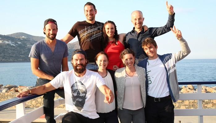Η Εθνική ομάδα του Διάθλου Ελβετίας για 5η χρονιά στην Κρήτη