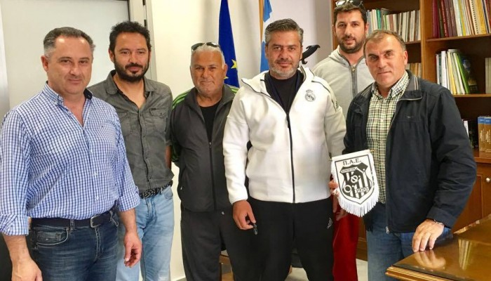 Με το Δ.Σ. του ΟΦΙ συναντήθηκε ο Δήμαρχος Ιεράπετρας