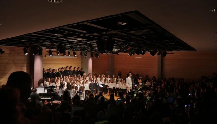 Εαρινή συναυλία της Παιδικής και Νεανικής Χορωδίας του δήμου Ηρακλείου