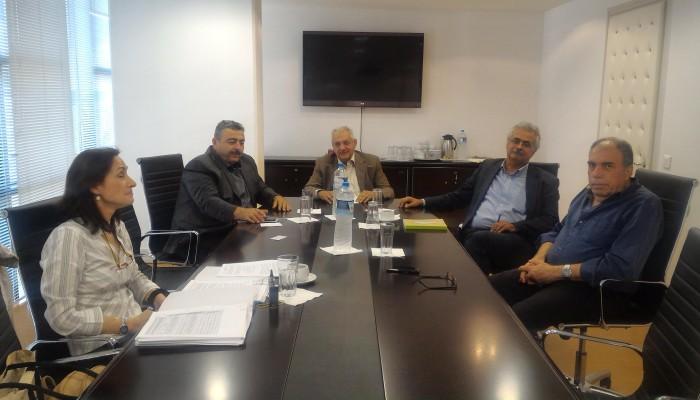 Συνάντηση για την ενεργειακή ασφάλεια της Κρήτης