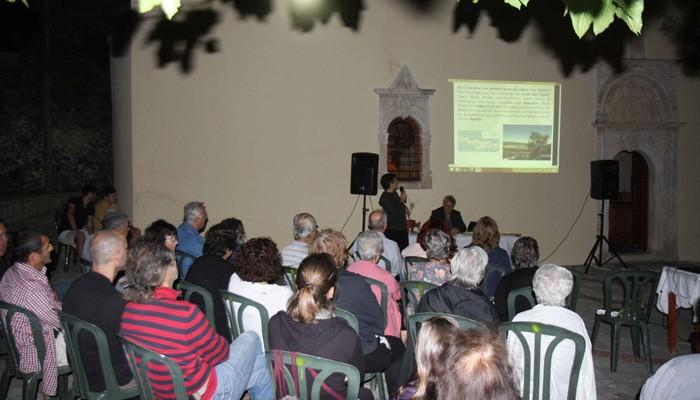 ΜΑΙΧ: Ενημερωτική εκδήλωση στο Καβούσι Λασιθίου για την Αμπελιτσιά