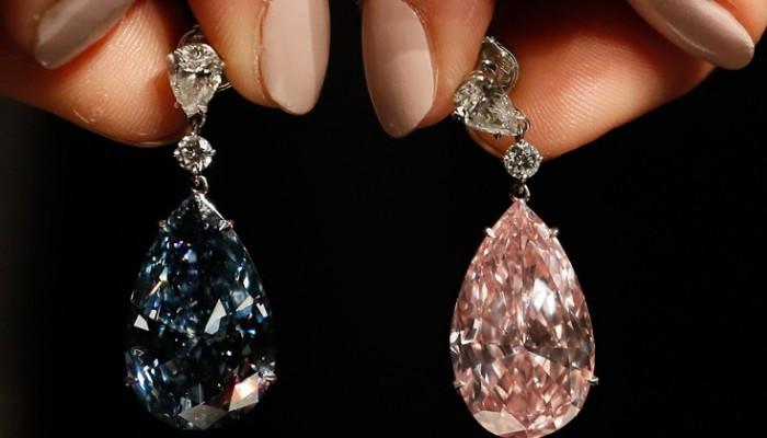 Ελβετία: 57 εκατομμύρια δολάρια για ένα ζευγάρι σκουλαρίκια