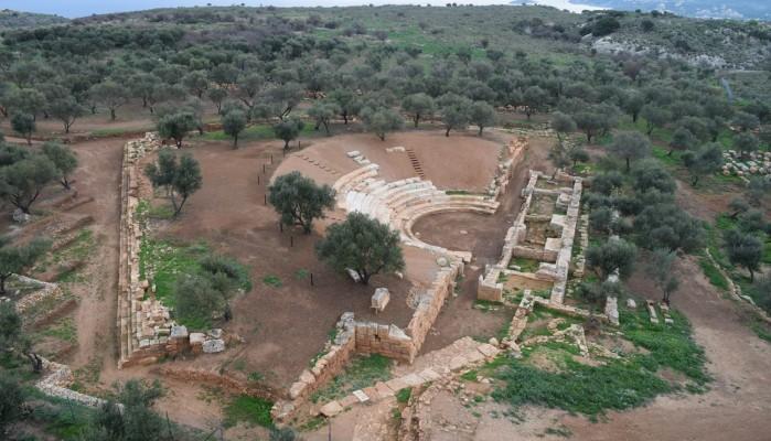 Εκδήλωση για τον αρχαιολογικό χώρο της Απτέρας στα Χανιά