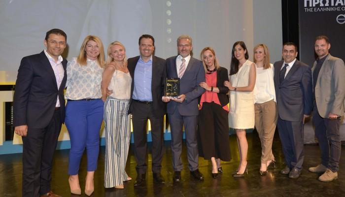 Η COSMOTE e-Value στους «Πρωταγωνιστές της Ελληνικής Οικονομίας»