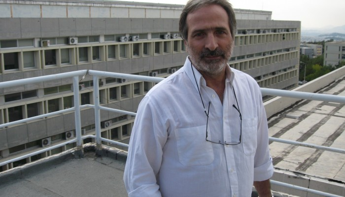 Ομιλία του αστροφυσικού δρ. Μάνου Δανέζη στο Ηράκλειο