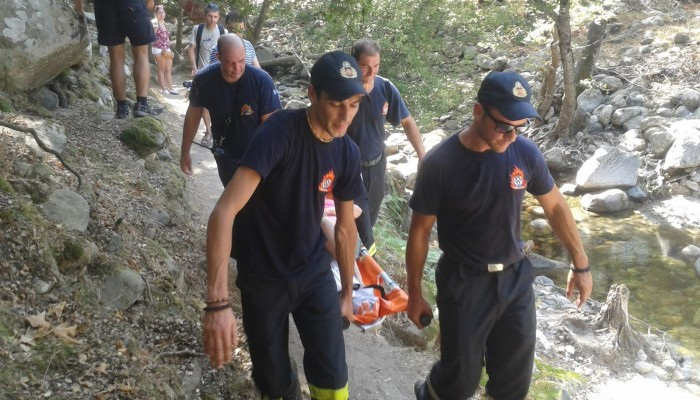 Τραυματίστηκε 29χρονος σε φαράγγι στο Ρέθυμνο