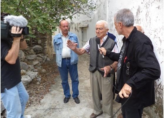 To ντοκιμαντέρ-ντοκουμέντο «Το Αμάρι στις φλόγες» προβάλλεται στο Ηράκλειο