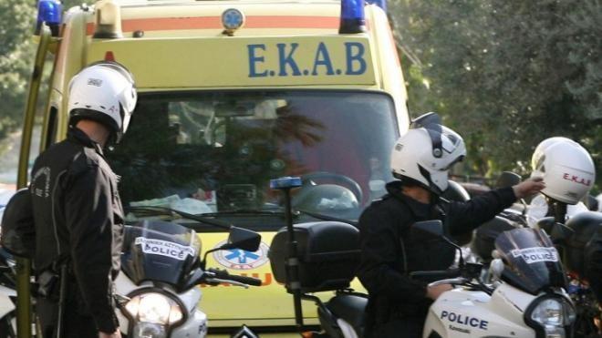 Μια γυναίκα τραυματίστηκε σε τροχαίο στον Άγιο Νικόλαο
