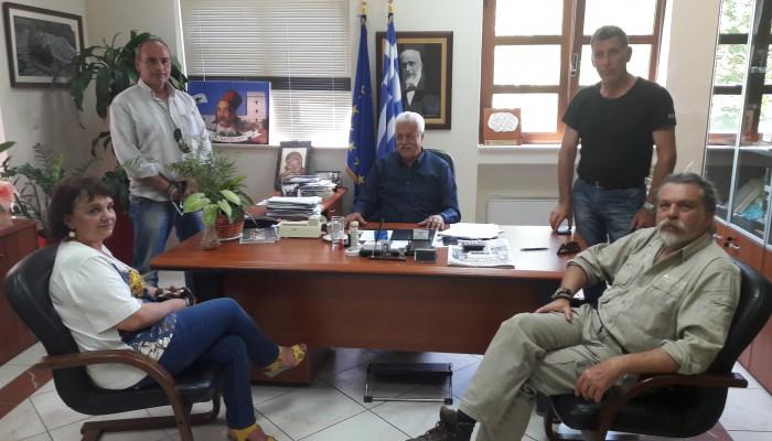 Ζητούν από τον Π.Πολάκη την στελέχωση του τομέα ΕΚΑΒ Αποκορώνου Σφακίων