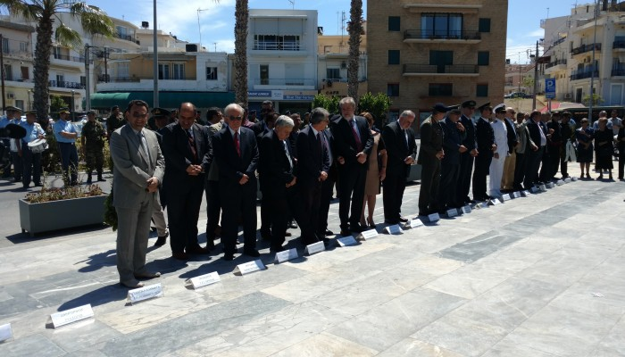 Εκδήλωση τιμής στο Ηράκλειο για τη Μάχη της Κρήτης