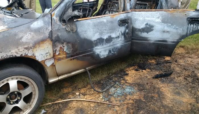 Ο απίστευτος λόγος για τον οποίο έβαλε φωτιά στο αυτοκίνητό του στα Χανιά