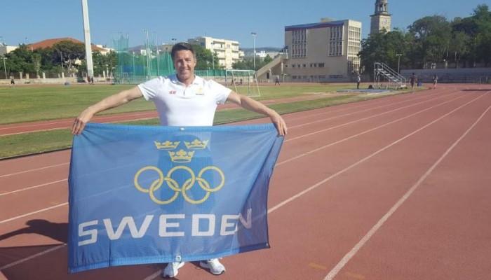 Στα Χανιά η Ολυμπιακή ομάδα της Σουηδίας!