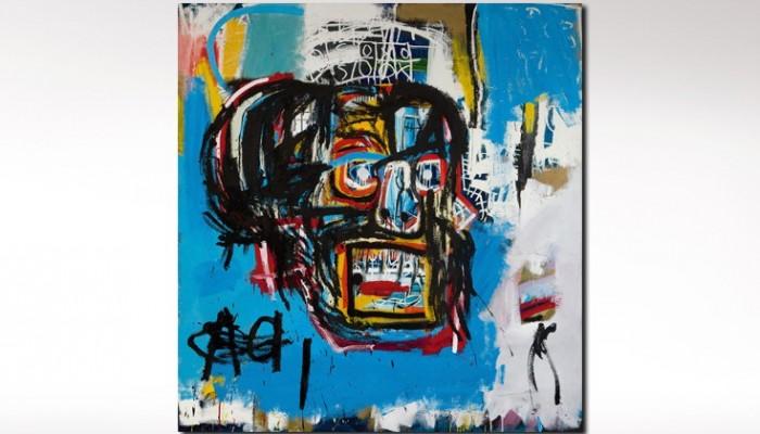 Τιμή ρεκόρ για πίνακα του Μπασκιά - Πωλήθηκε 110,5 εκατομμύρια δολάρια