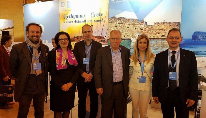 Η Περιφέρεια ενισχύει την Κρήτη στην Αμερικανική τουριστική αγορά