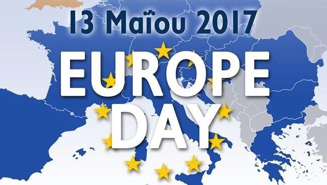 Εκδηλώσεις για την Ημέρα της Ευρώπης στην πλατεία Αγίας Αικατερίνης