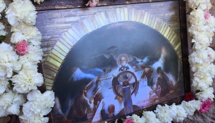 Τα Χανιά τίμησαν την ανακομιδή των Λειψάνων του Αγίου Νικολάου! (φωτό)