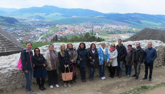 Συμμετοχή καθηγητών του ΓΕΛ Αλικιανού σε Ευρωπαική συνάντηση στη Σλοβακία