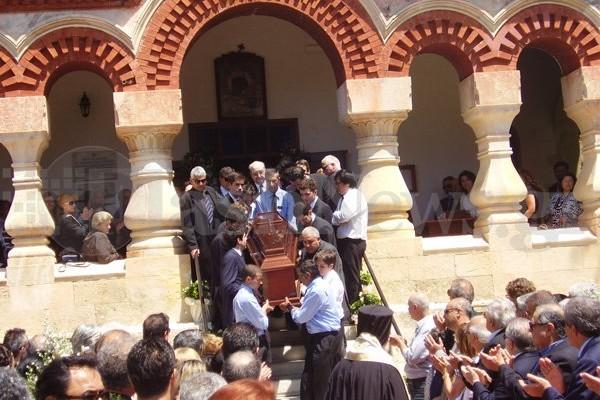 Πέντε χρόνια σήμερα, απο τον θάνατο της Μαρίκας Μητσοτάκη