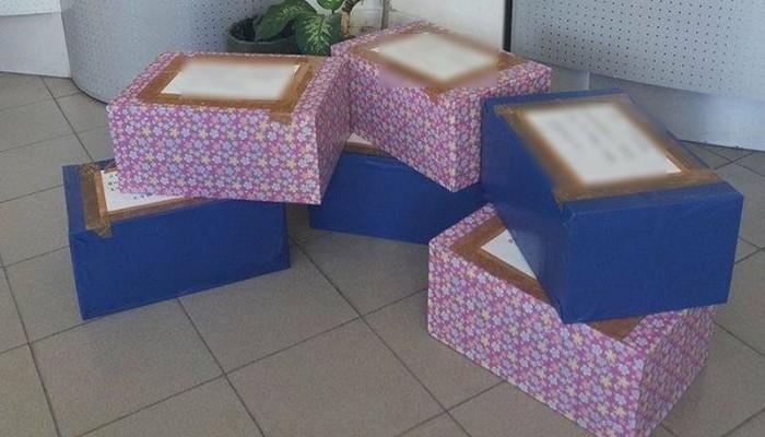 """Κοινωνικό παντοπωλείο:""""Ταξίδεψαν"""" τα κουτιά για την ενίσχυση των φοιτητών"""