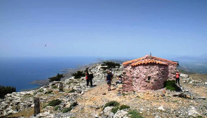 Ορειβατικός Αγ.Νικολάου: Πεζοπορία στα Αστερούσια & ανάβαση στον Κόφινα