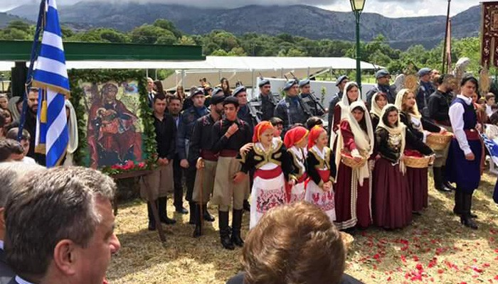 Εορτασμός της επετείου των 150 χρόνων από τη Μάχη του Λασιθίου