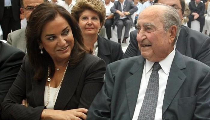 Το ριζίτικο με το οποίο η Ντόρα Μπακογιάννη αποχαιρετά τον πατέρα της
