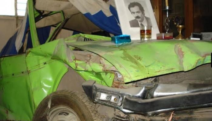 Στην Κρήτη βρίσκεται το αυτοκίνητο με το οποίο σκοτώθηκε ο Αλ. Παναγούλης