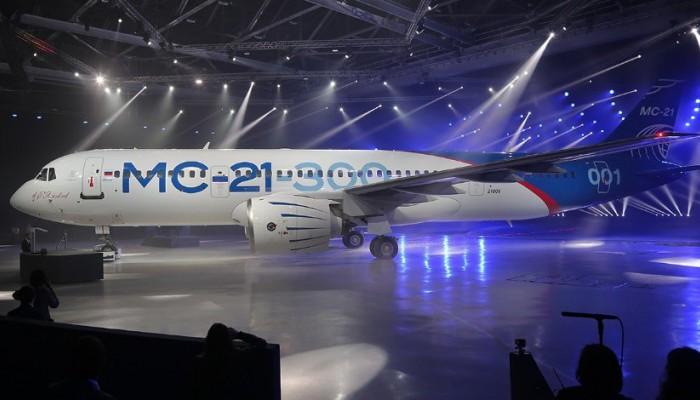 Ρωσία: Πραγματοποιήθηκε η 1η πτήση του επιβατικού αεροσκάφους MS-21