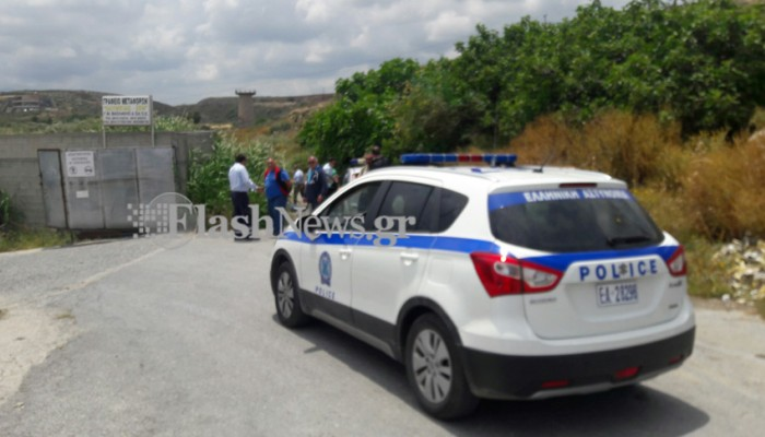 Βρέθηκε νεκρός άνδρας σε υπαίθριο χώρο στο Ηράκλειο (φωτο)