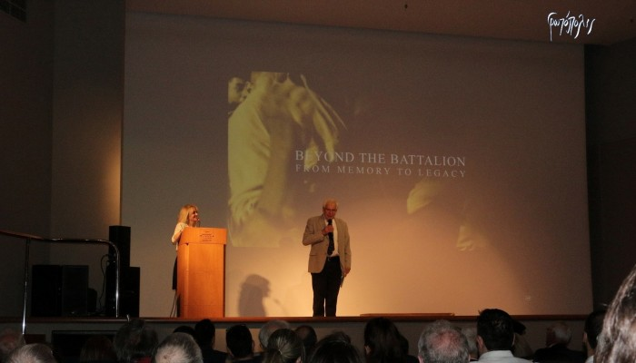 Πανευρωπαϊκή πρεμιέρα για το Beyond the Battalion στα Χανιά