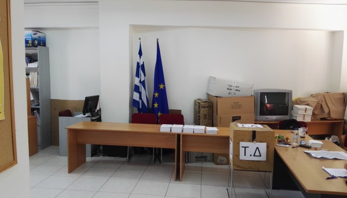 Σήμερα οι επαναληπτικές εκλογές του ΟΕΕ Δυτ. Κρήτης - Οι υποψήφιοι (φωτό)