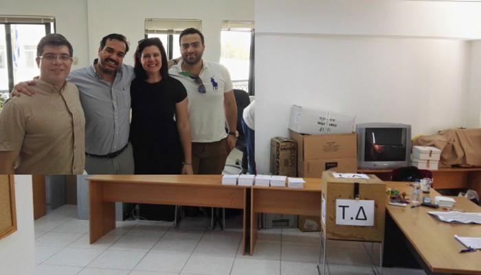 Η Προοδευτική Δημ. Συνεργασία πρώτη στις εκλογές του ΟΕΕ Δυτ. Κρήτης